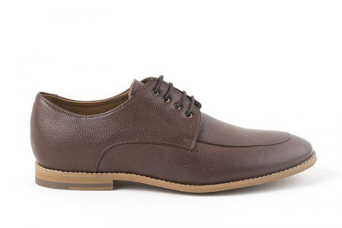 'Sara' Women's Vegan Oxfords by Ahimsa - cognac