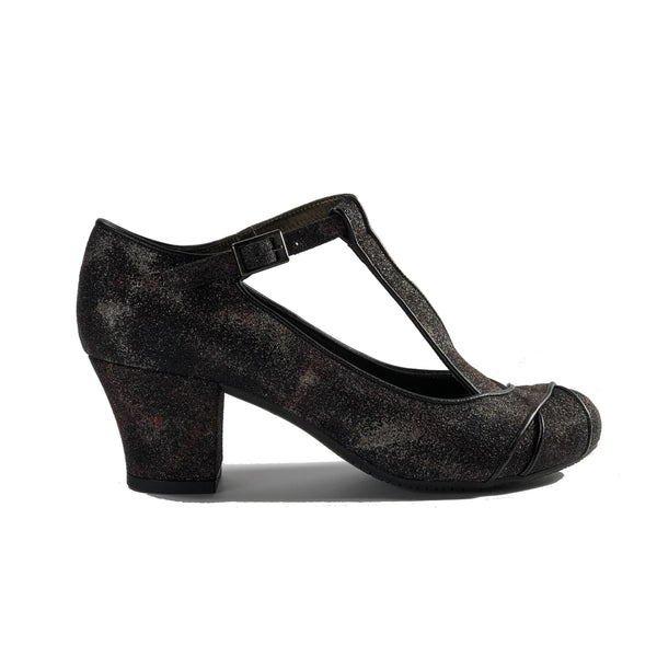 Mitzi vegan t bar heels
