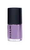 'One Evening' Light Lavender Nail Polish (15ml) by Hanami Cosmetics - Vegan Style