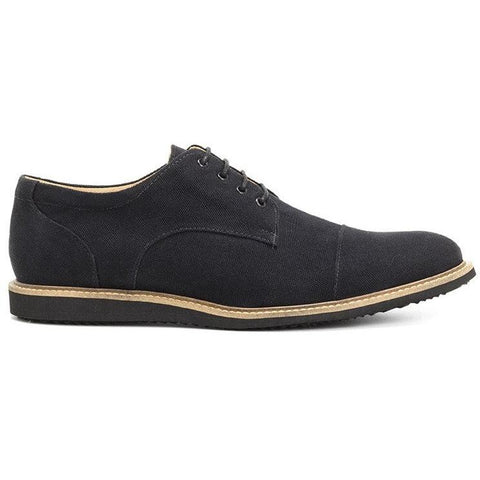 Ahimsa 'william' women's oxfords - black