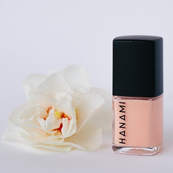 'Peaches & Cream' Nail Polish (15ml) by Hanami Cosmetics