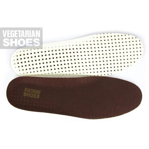 Waffle vegan in-soles by Vegetarian Shoes - vegan style