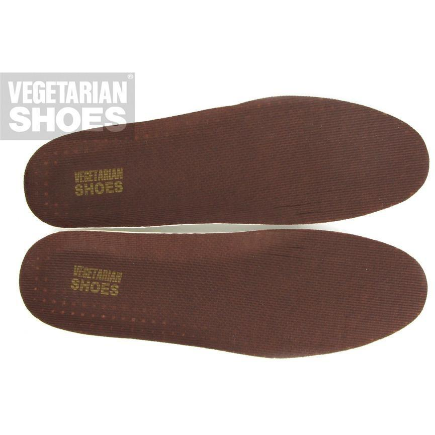 Waffle vegan in-soles by Vegetarian Shoes