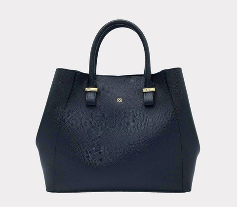 Jane vegan handbag by GUNAS - black
