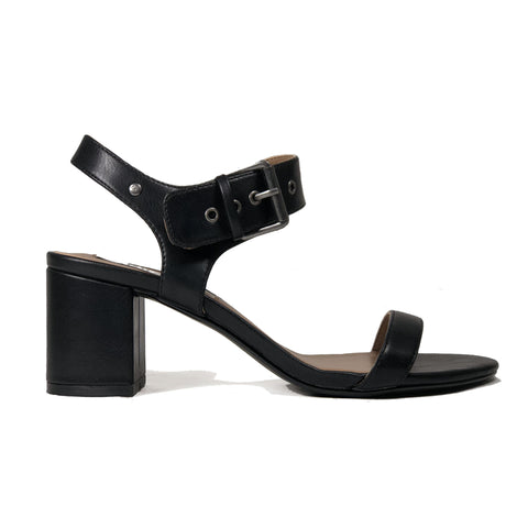 'Elysa' women's vegan sandal by Matt and Nat - black