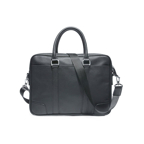 'Soma' briefcase by Tokyo Bags - black