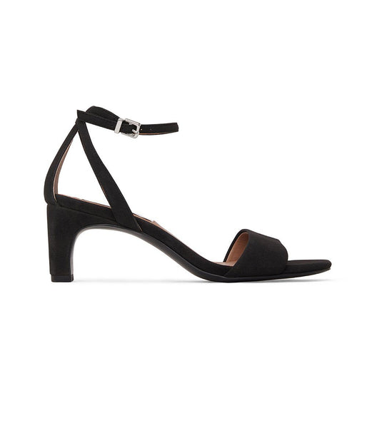 'Elodie' women's vegan heels by Matt and Nat - black - Vegan Style