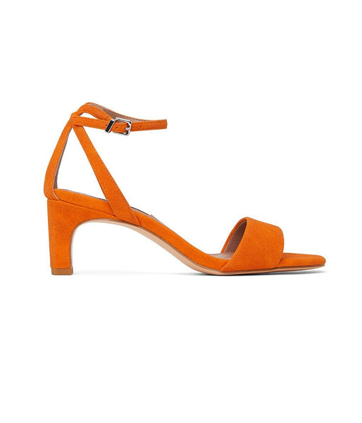 'Elodie' women's vegan heels by Matt and Nat - orange - Vegan Style