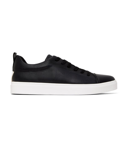 'Gavin' men's vegan lace-up sneaker by Matt & Nat - black