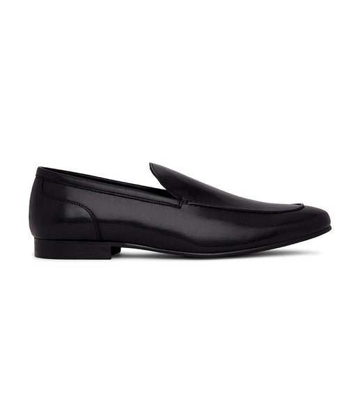 'Prija' women's vegan slipper loafer by Matt and Nat - black - Vegan Style