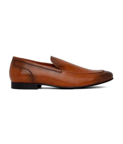 'Viggo' men's vegan loafer by Matt & Nat - chilli