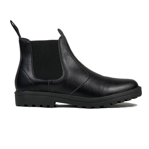 Chelsea boot - vegan school shoe by Vegan Style
