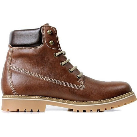 Will's - Dock Boots (Chestnut) - Vegan Style