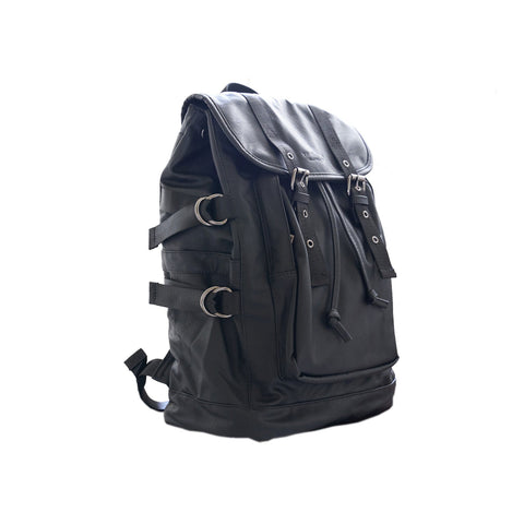 'Yaktori' vegan-leather backpack by Tokyo Bags