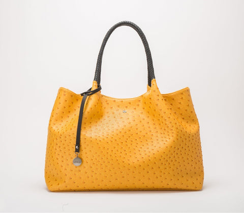 'Naomi'  vegan handbag by GUNAS - yellow