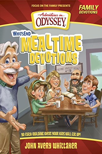 Whit's End Mealtime Devotions (Devotional)