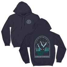 "Load image into Gallery viewer, ""The Places You Have Come To Fear The Most"" Hoodie"