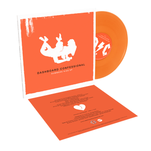 Summer Kiss EP - Orange Vinyl