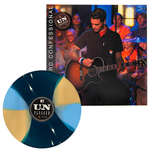 MTV Unplugged - Blue, Green, & Peach Vinyl