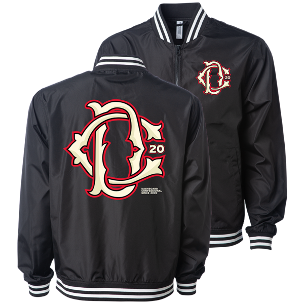 DC20 Seal Bomber Jacket - Medium Only