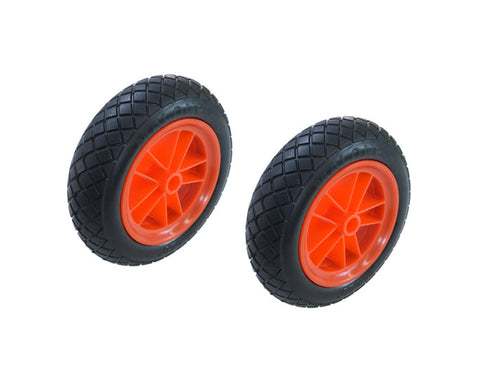 Airless No Flat cart Wheel