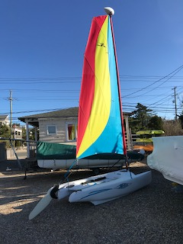 Used Hobie Bravo - sold
