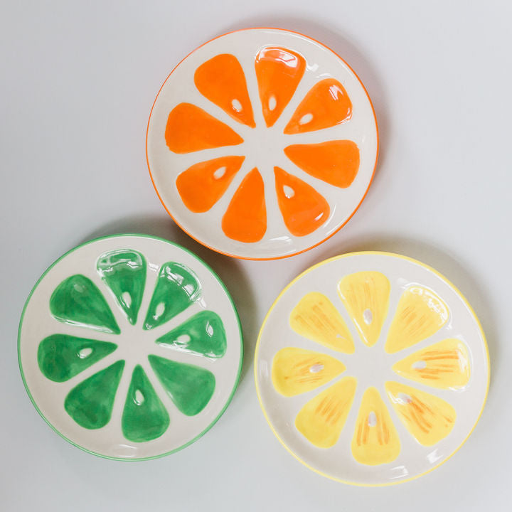 Citrus Ring Dishes