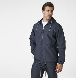 CREW HOODED MIDLAYER JACKET