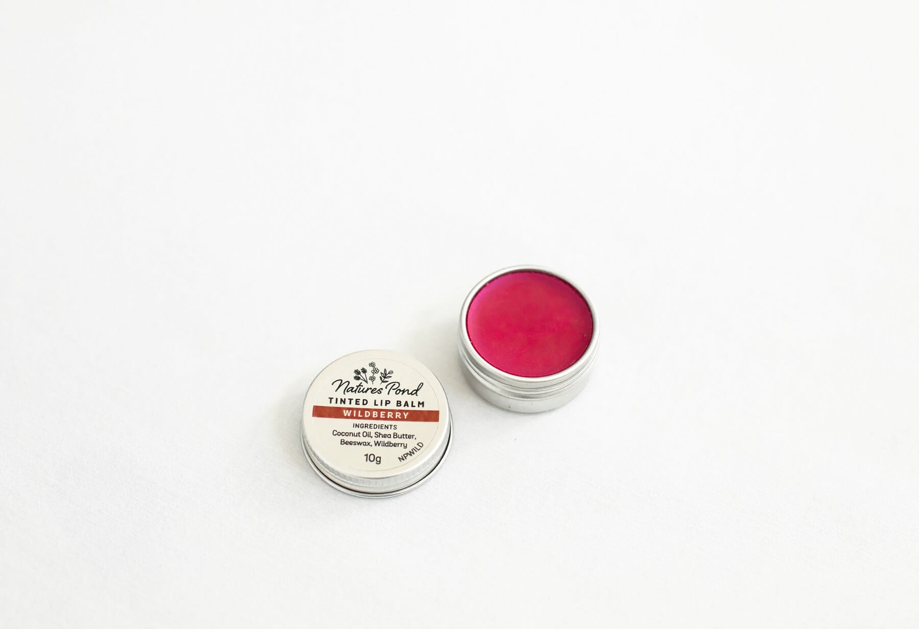 Lip Balm Wildberry - Natures Pond