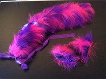 Load image into Gallery viewer, Purple Frenzy Kitten  / Wolf Play Set, BDSM