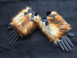 Stunning Red Fox Cuffs