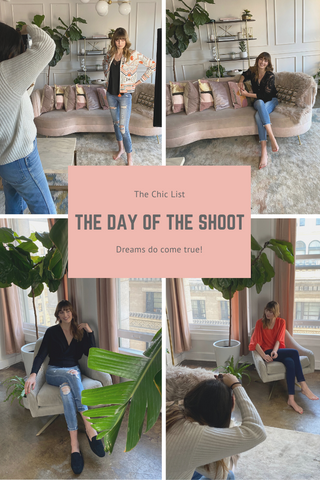 day of the shoot