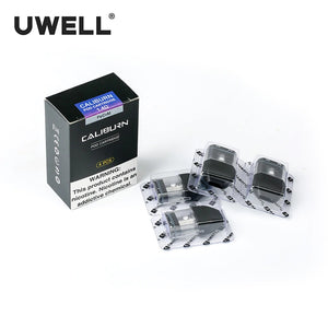 UWELL 4x Pack Caliburn Pod Cartridge