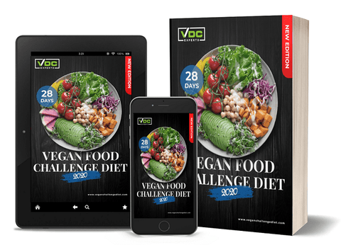THE 28-DAYS VEGAN DIET CHALLENGE