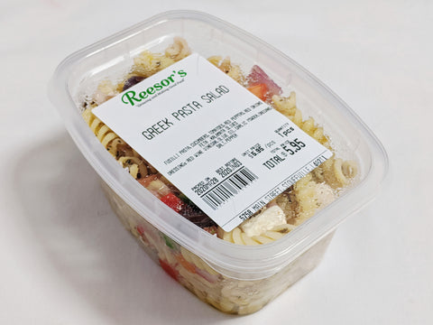 Greek Pasta Salad (16oz)