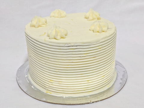 Layered Lemon Cake