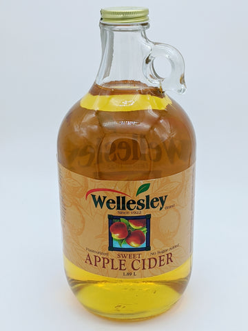 Wellesley Glass Bottle Juices & Cider (1.89L)