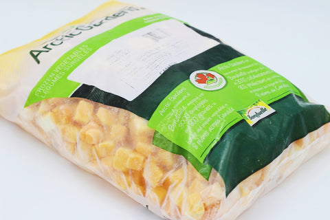 Diced Butternut Squash, Frozen (2kg)