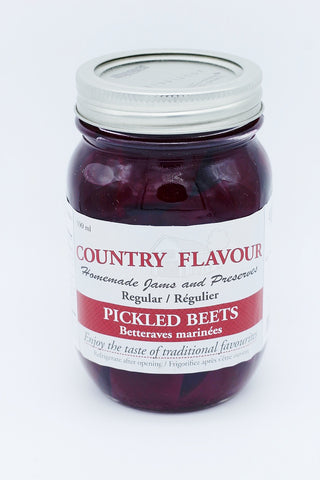 Country Flavour Pickled Beets (500g)
