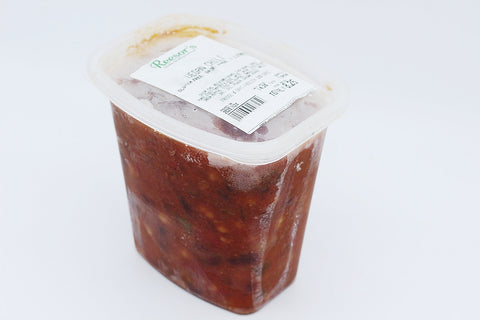Vegan Chili, Frozen