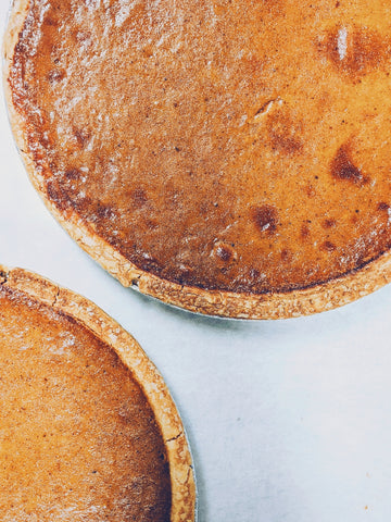 Pumpkin Pie (order by 5am)