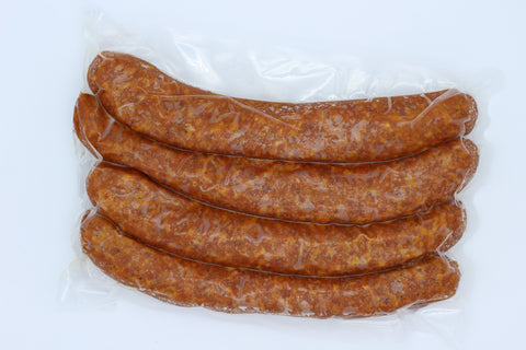 Manitoba Smoked Sausage, 4 Links, Frozen