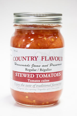 Country Flavour Stewed Tomatoes (500g)