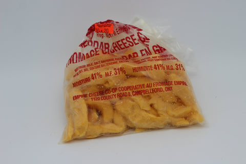 Empire Cheese Curds (200g)