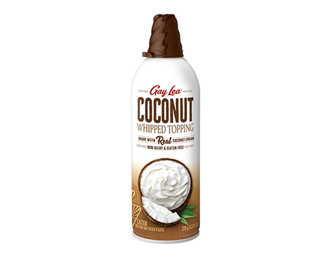 Gay Lea Coconut Whipped Cream (225g)