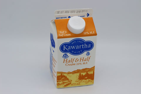 Kawartha Dairy Half and Half Cream
