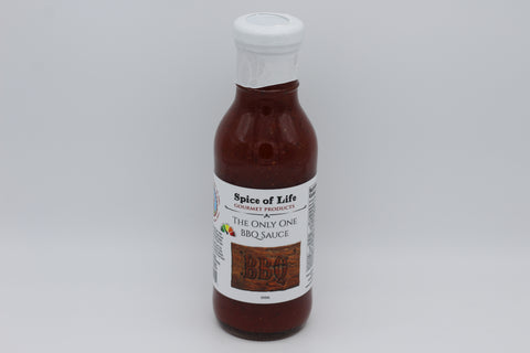 Spice of Life BBQ Sauce