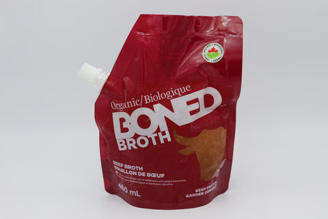 Beef Bone Broth (460ml), Frozen