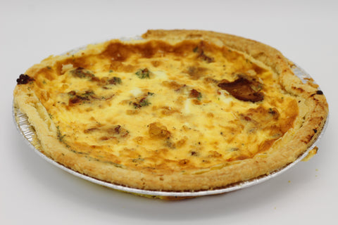 Quiche, Frozen