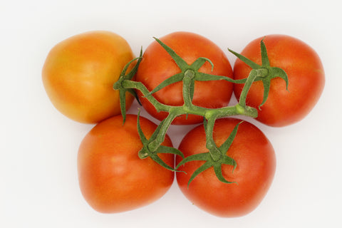 Vine Tomatoes (cluster of 5)
